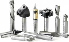 Premium Router Bits for CNC machines