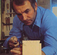 Hand Tool Joinery with Frank Klausz