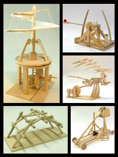 Pathfinder Wooden Toy Kits
