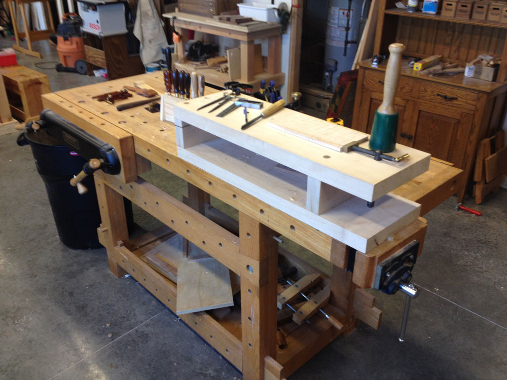 Excellent mini woodworking bench smakawy