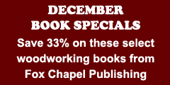 Fox Chapel Books Banner