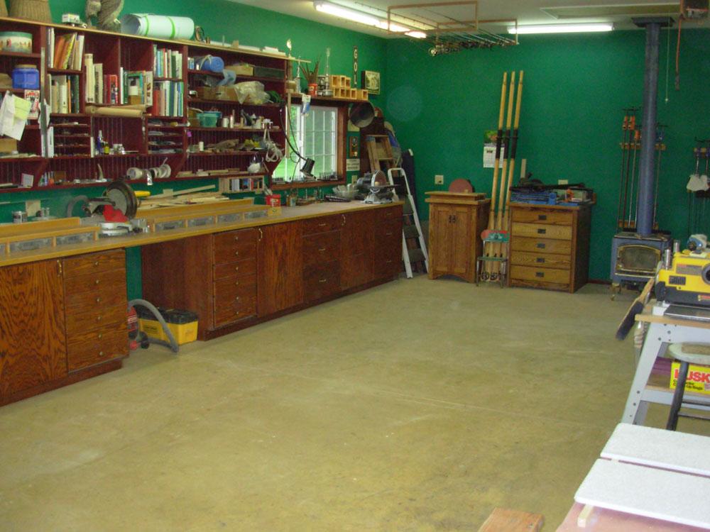 Woodworking Workshop Richard Korte