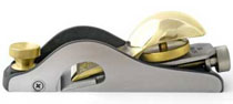 Lie-Nielsen No. 60-1/2RN Low Angle Rabbet Block Plane with Nicker