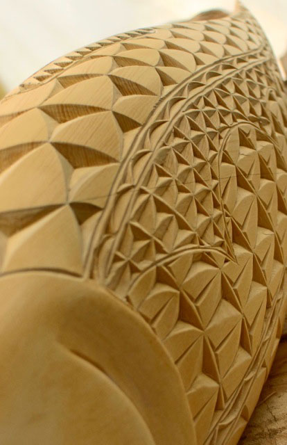 Carving projects richard shaw