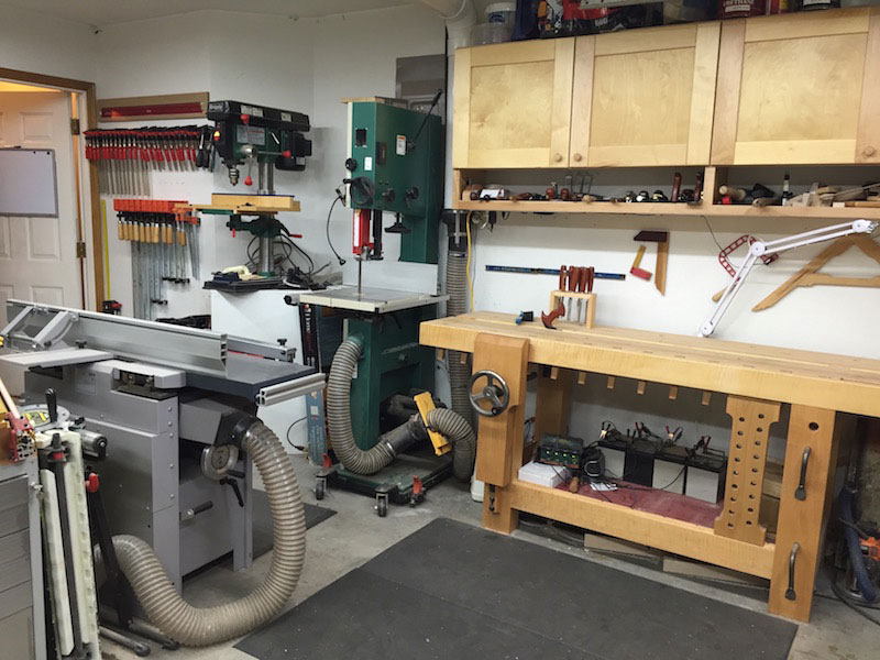 Woodworking Workshop Steve Lyde