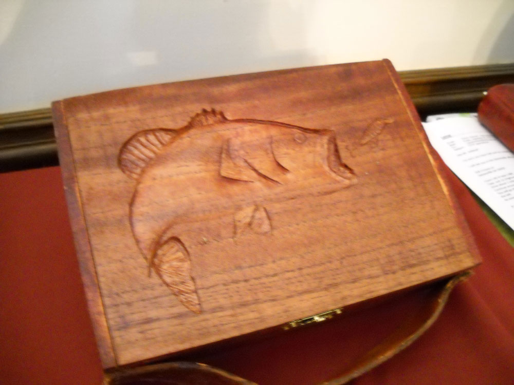 Carving projects lamar holland