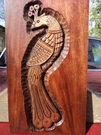 Woodcarving Projects   Bob Edwards