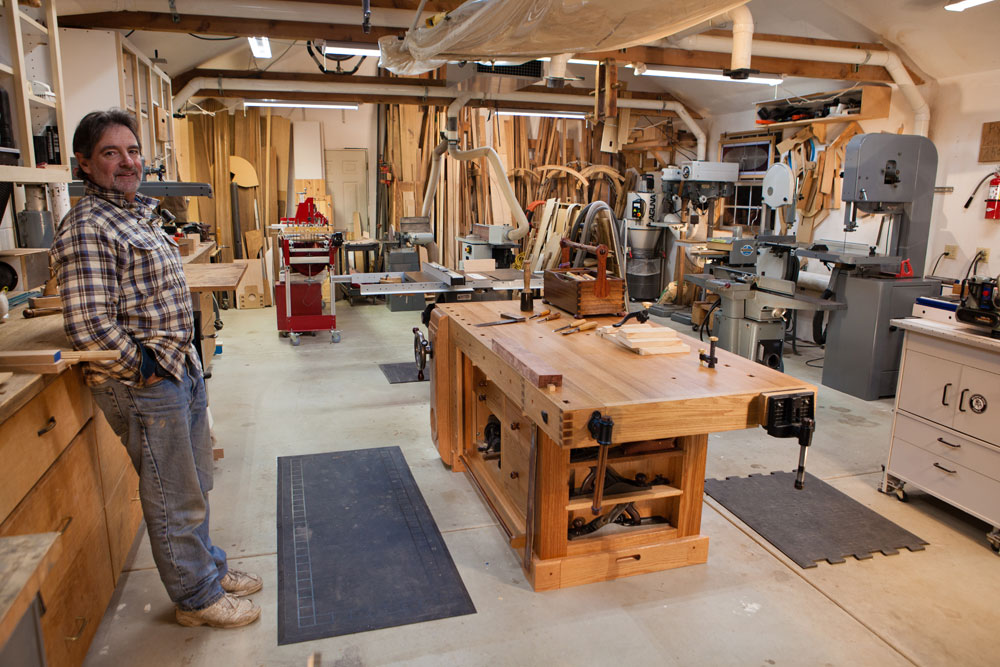 Woodworking Workshop  Mark Davis