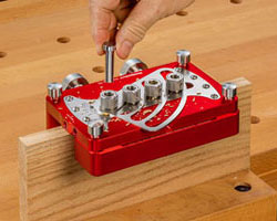 Woodpeckers OneTime Tool - Ultimate Doweling Jig