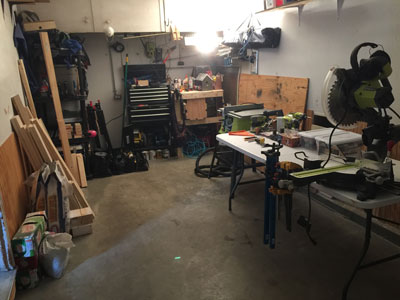 Show Us Your Shop - Ty Crum