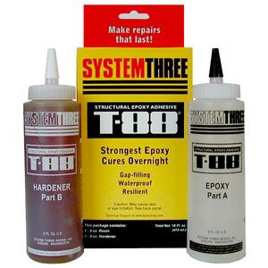 System Three T-88 Epoxy 165046