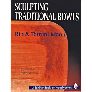 Sculpting Traditional Bowls 200255