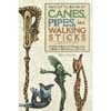 Fantastic Book of Canes, Pipes & Walking Sticks, 3rd Edition 205613