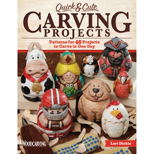 Quick & Cute Carving Projects 205663
