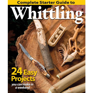 Complete Starter Guide to Whittling 205779