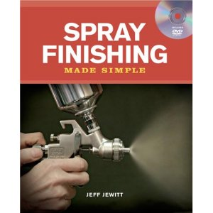 Spray Finishing Made Simple with DVD 203279