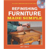 Refinishing Furniture Made Simple with DVD 204189