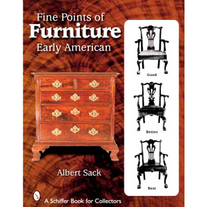 Fine Points Of Furniture : Early American 204610