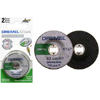Dremel EZ Lock Grinding Wheel - 2 Pack, 128932