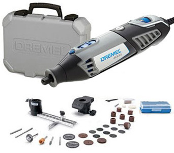 Dremel 4000 2 30 High Performance Rotary Tool Kit 128908