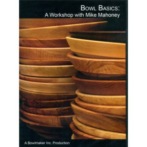 Bowl Basics - A Workshop With Mike Mahoney DVD 221524