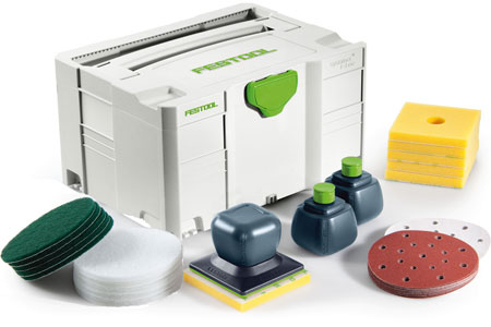 Festool Surfix Finish Application Set 724501 498063