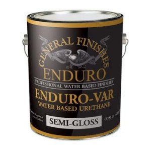 General Finishes Enduro-Var Urethane Varnish - Gallon
