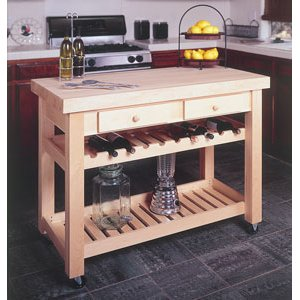 Kitchen Island Plans | Woodworking Plans