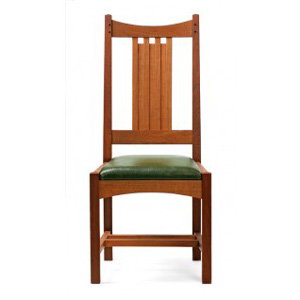 Arts And Crafts Side Chair Plan Woodworking Plans