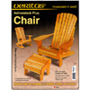 Adirondack Chair Plan 207001