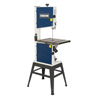 Rikon 10-321 14in 1hp Open Stand Bandsaw with Fence and Mobility Kit  191367