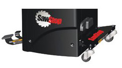 SawStop Integrated Mobile base for the Professional Cabinet Saw 305024