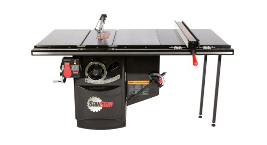 SawStop Industrial Cabinet Tablesaw ICS 10 inchHighland Woodworking