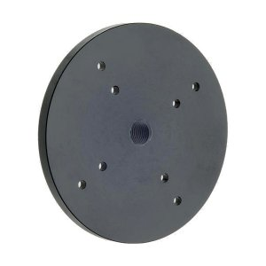 6 inch Cast Iron Faceplate - 3/4in-16tpi 185005