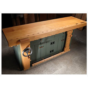 Benchcrafted Shaker Bench Plan 204727