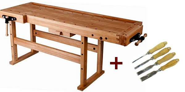 Large European Workbench
