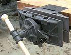The Versatile Pattern Maker's Vise