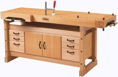 Sjobergs 2000 Elite Workbench Package Deal