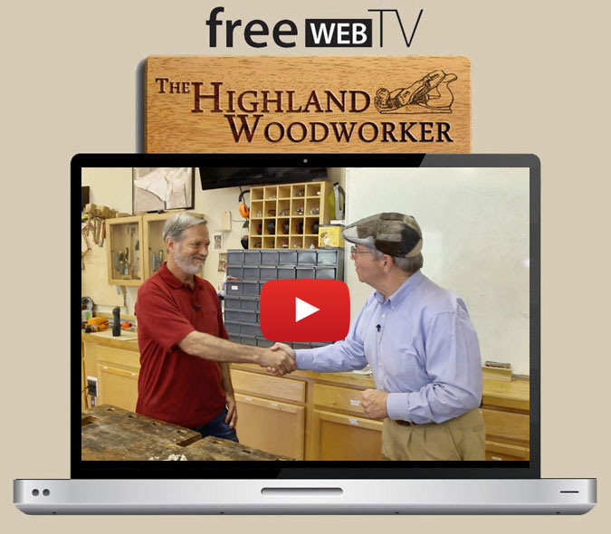 The Highland Woodworker Episode 34