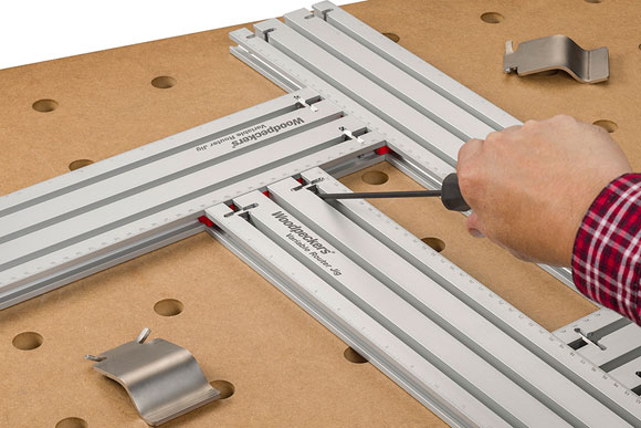 Variable Router Jig