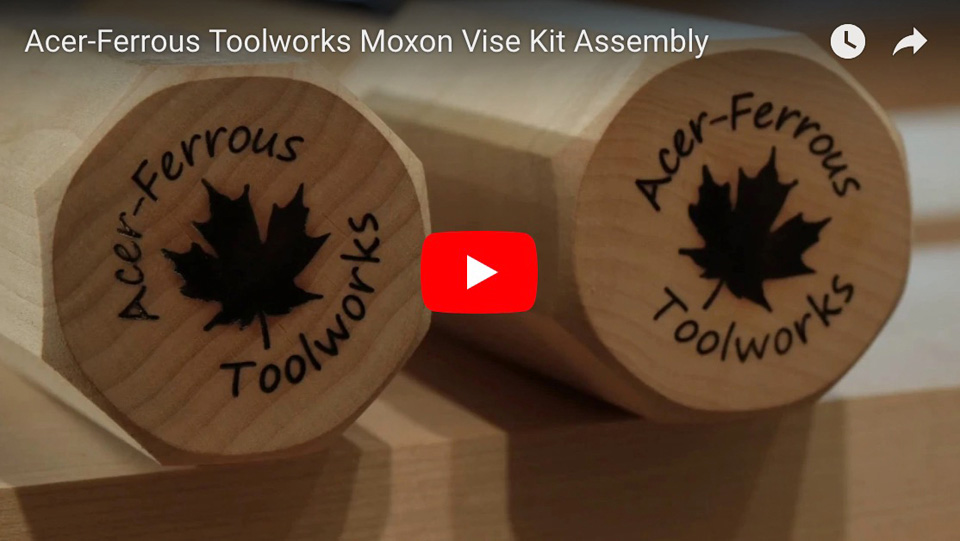 Moxon Vise Kit video