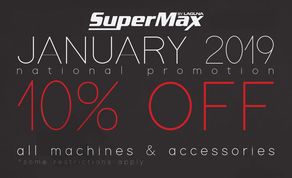 SuperMax promotion