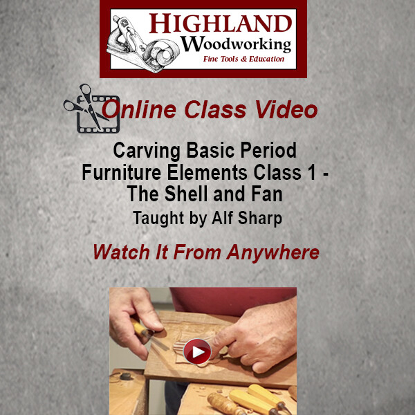 Make Your Woodworking Tools Sharp with Alf Sharp