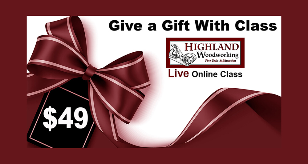 Gift Card for a Live Online Class