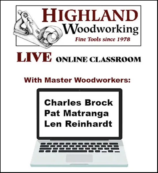 Highland Classes Online Live