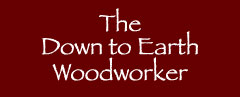 Down to Earth Woodworker Banner