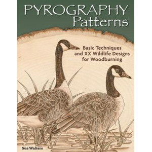 Pyrography Patterns by Sue Walters 204741