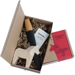 Morakniv Dala Horse Wood Carving Set