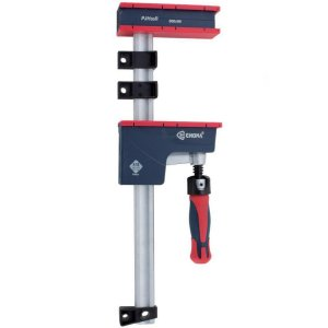 Non-Slip Parallel Bar Clamp with Pivot Handle