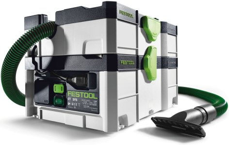 Festool Systainer Dust Extractor